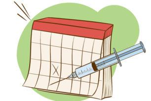 Pflichtimpfung gegen die Newcastle-Krankheit (08.04.2017)