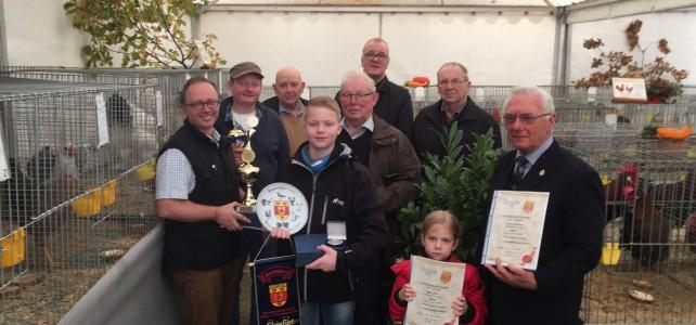 Kreisverbandsschau 2016 in Neuenkirchen (Meldebögen zum Download)